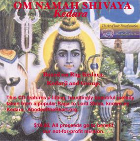 Om Namah Shivaya-Kedara CD jacket