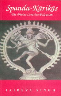 Spanda Karikas book cover