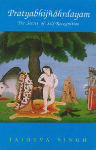 Pratyabhijnahrdayam book cover
