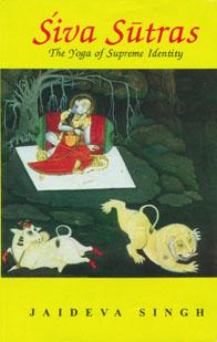Shiva Sutras book cover